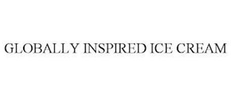 GLOBALLY INSPIRED ICE CREAM