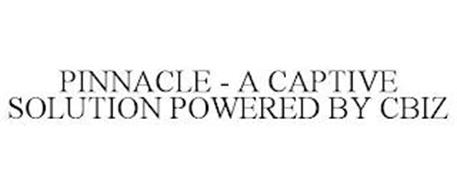 PINNACLE - A CAPTIVE SOLUTION POWERED BY CBIZ