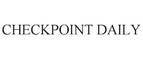 CHECKPOINT DAILY