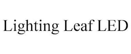 LIGHTING LEAF LED