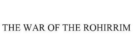 THE WAR OF THE ROHIRRIM