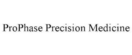 PROPHASE PRECISION MEDICINE