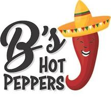 B'S HOT PEPPERS