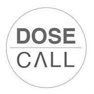 DOSECALL