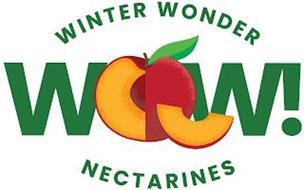 WINTER WONDER WW! NECTARINES