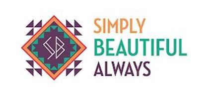 SB SIMPLY BEAUTIFUL ALWAYS