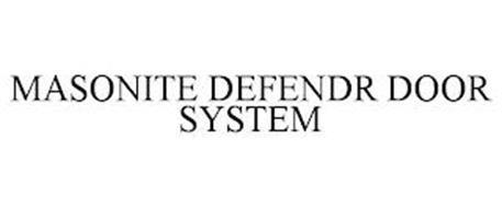 MASONITE DEFENDR DOOR SYSTEM