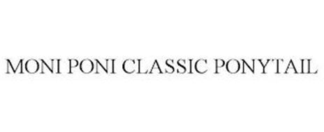 MONI PONI CLASSIC PONYTAIL