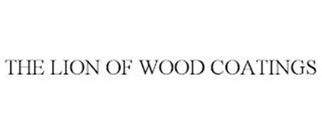 THE LION OF WOOD COATINGS