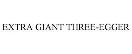 EXTRA GIANT THREE-EGGER