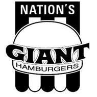 NATION'S GIANT HAMBURGERS