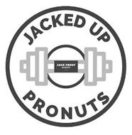 JACKED UP PRONUTS JACK FROST DONUTS