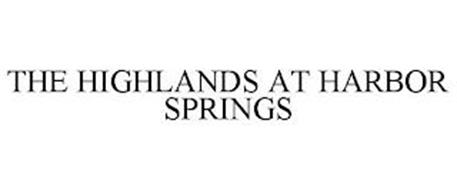 THE HIGHLANDS AT HARBOR SPRINGS
