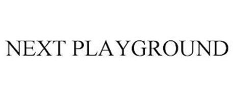 NEXT PLAYGROUND