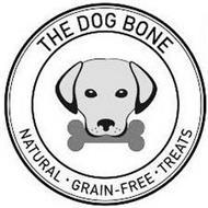 THE DOG BONE NATURAL · GRAIN-FREE · TREATS
