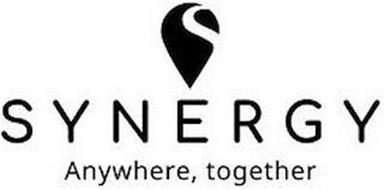 S SYNERGY ANYWHERE, TOGETHER