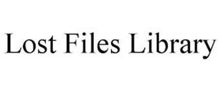 LOST FILES LIBRARY