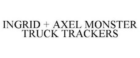 INGRID + AXEL MONSTER TRUCK TRACKERS