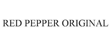 RED PEPPER ORIGINAL