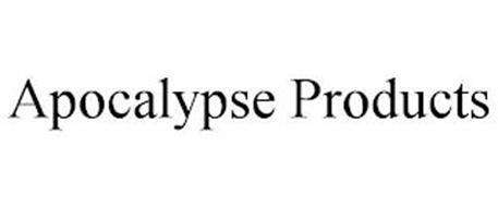 APOCALYPSE PRODUCTS