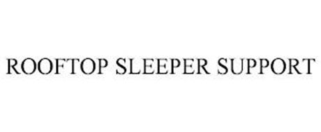 ROOFTOP SLEEPER SUPPORT