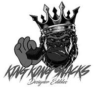 KING KONG SNACKS DESIGNER EDIBLES