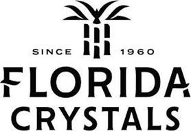 SINCE 1960 FLORIDA CRYSTALS