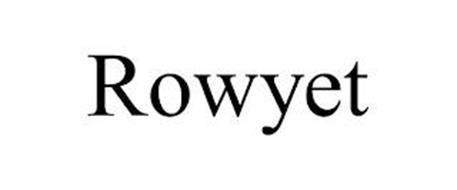 ROWYET