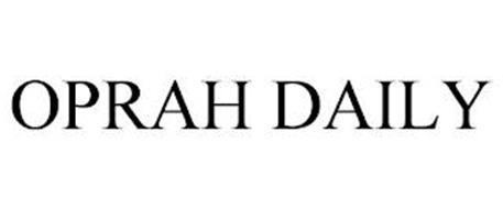 OPRAH DAILY