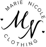 MARIE NICOLE CLOTHING MN