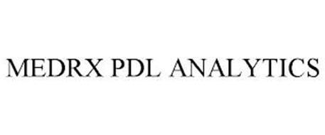 MEDRX PDL ANALYTICS