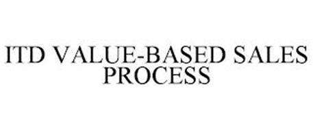 ITD VALUE-BASED SALES PROCESS