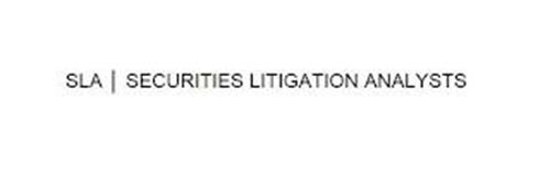 SLA SECURITIES LITIGATION ANALYSTS