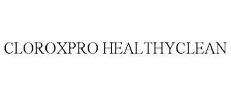 CLOROXPRO HEALTHYCLEAN