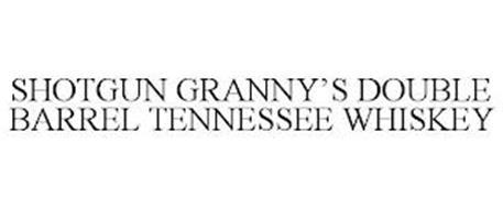 SHOTGUN GRANNY'S DOUBLE BARREL TENNESSEE WHISKEY