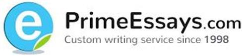 E PRIMEESSAYS.COM CUSTOM WRITING SERVICE SINCE 1998