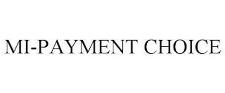 MI-PAYMENT CHOICE