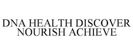 DNA HEALTH DISCOVER NOURISH ACHIEVE