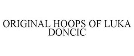ORIGINAL HOOPS OF LUKA DONCIC
