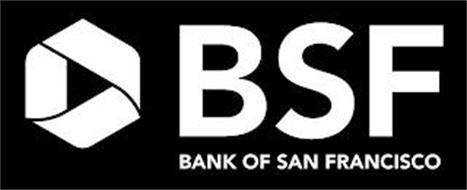 BSF BANK OF SAN FRANCISCO