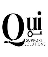 QUI SUPPORT SOLUTIONS