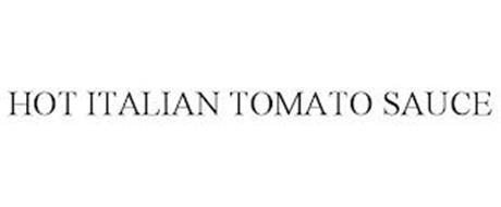 HOT ITALIAN TOMATO SAUCE
