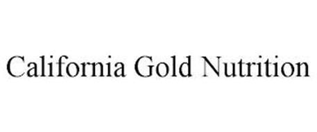 CALIFORNIA GOLD NUTRITION
