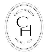 COLORADO CH HOME CO.