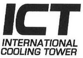 ICT INTERNATIONAL COOLING TOWER