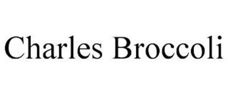 CHARLES BROCCOLI