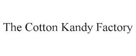 THE COTTON KANDY FACTORY