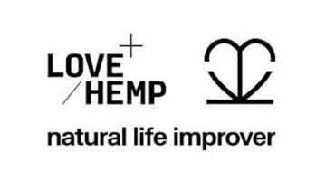 LOVE + / HEMP NATURAL LIFE IMPROVER