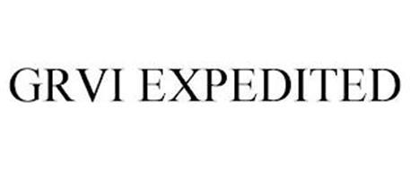 GRVI EXPEDITED