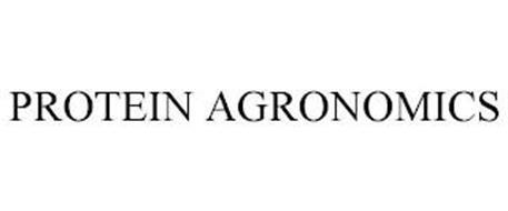 PROTEIN AGRONOMICS